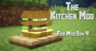 minecraft the kitchen mod