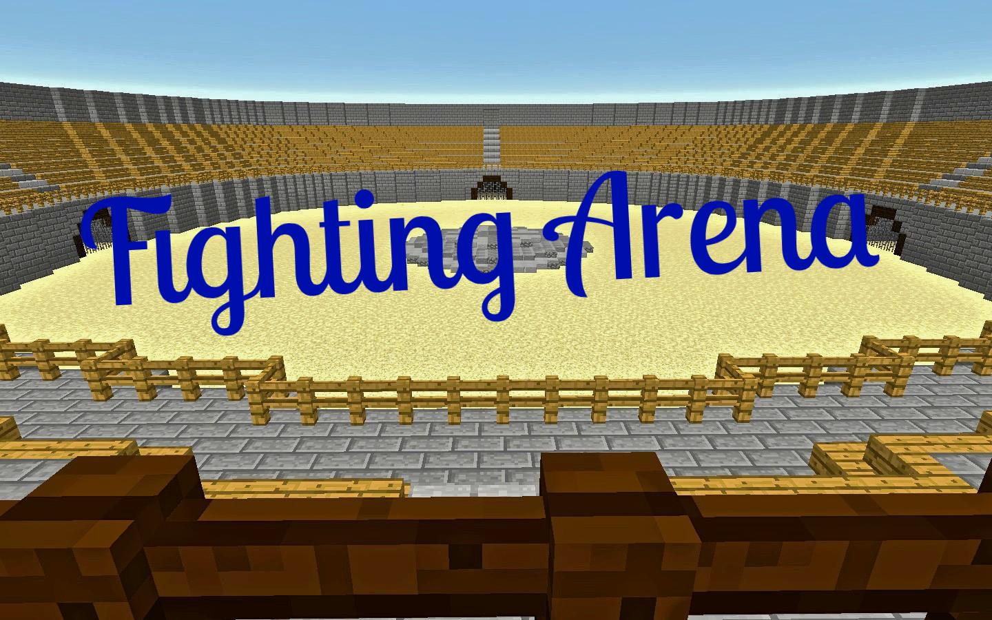 Minecraft-Pvp-arena