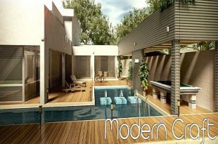 Modern Craft HD Texture Pack