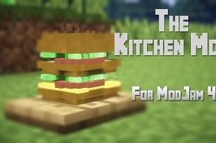 Minecraft mod la cucina